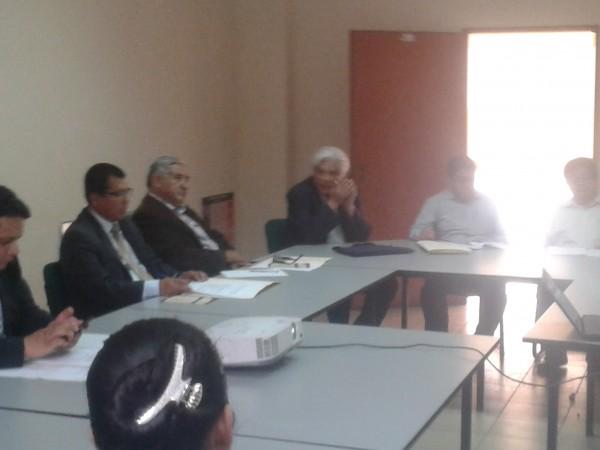 Comité Consultivo FIEECS 5