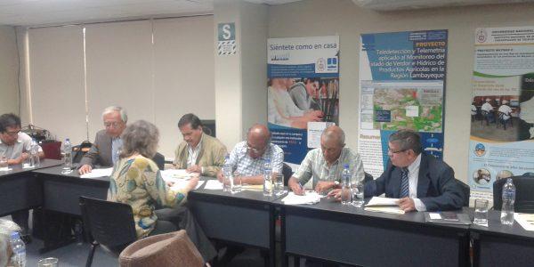 Comité Consultivo FIGMM 3