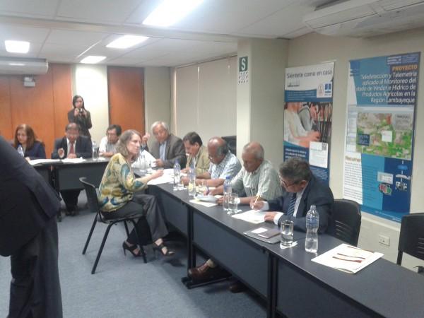 Comité Consultivo FIGMM 5