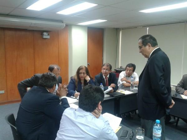 Comité Consultivo FIGMM 6