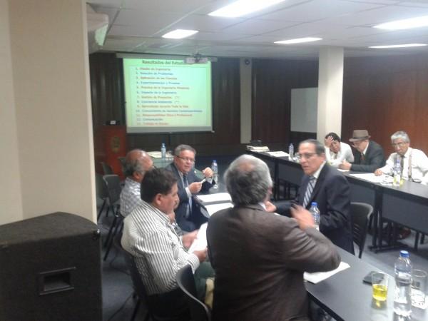 Comité Consultivo FIGMM 7