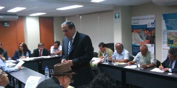 Comité Consultivo FIGMM 8