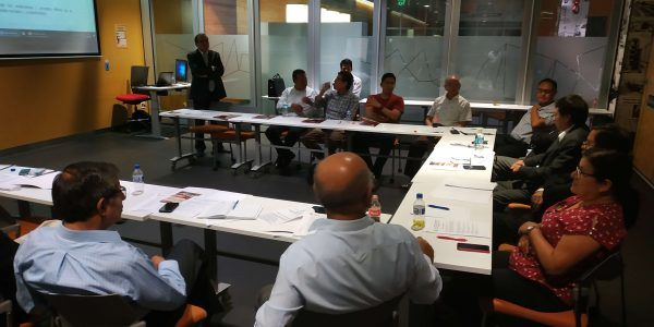 Comité FIPP 1