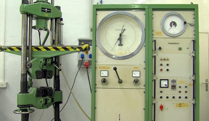 2. Tensile Testing Machine