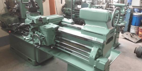4. Parallel Lathe Machines