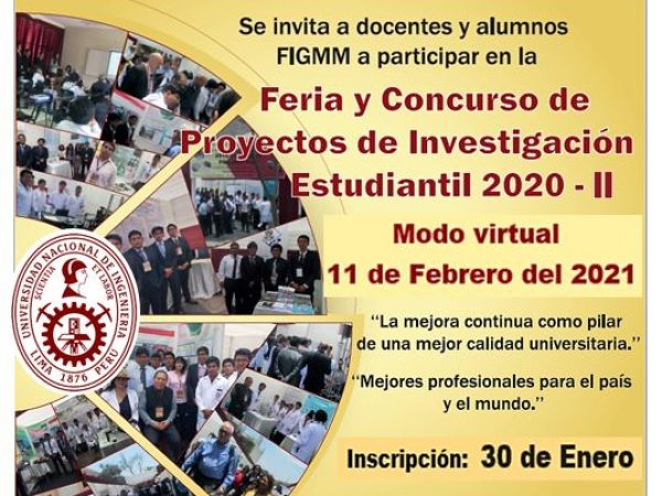 Banner Feria FIGMM 2020-I