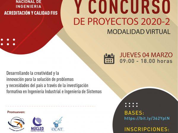 Banner Feria FIIS 2020-II